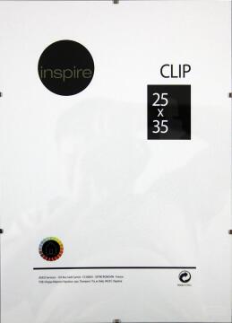 Clip Frame INSPIRE 25x35cm
