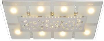 CEILING LIGHT LED CRYSTAL RECTA