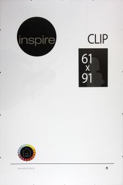CLIP FRAME INSPIRE 61X91CM