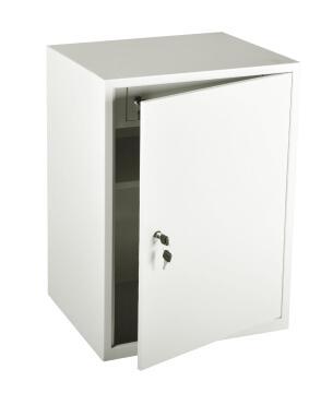 Key lock safety box accountant