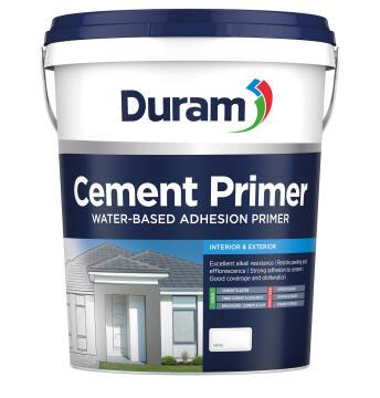 Water-based adhesion DURAM Cement Primer 20LT