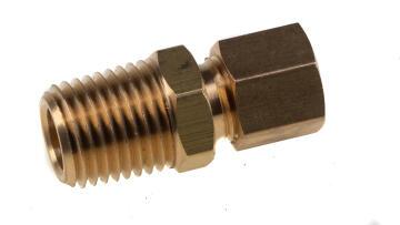 COUPLER 1/4 M X 5/16 OD (68-5A)