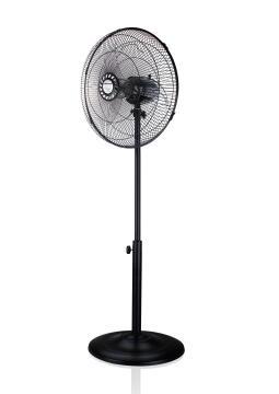 Fan Pedestal MELLERWARE 3 Speed Black 40Cm