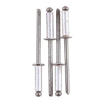 Rivets aluminium 4.8x18mm 100pc