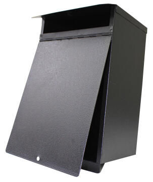 mail box econo black