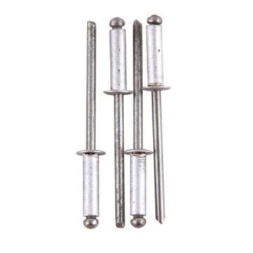 Rivets aluminium 3.2x10mm 100pc