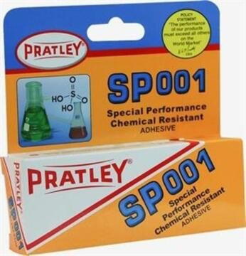 Adhesive chemical resistant SP001 40ml pratley