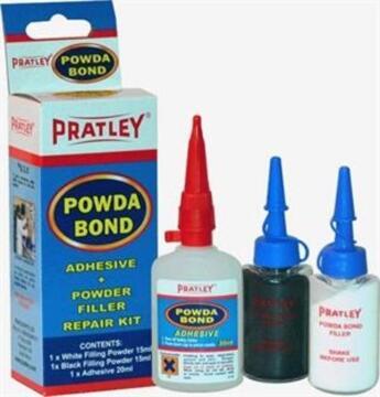 adhesive pratley powda bond #98020