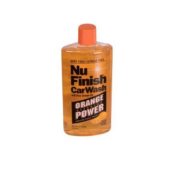 Car wash NU FINISH orange 473ml