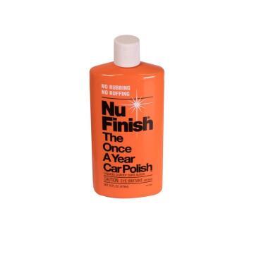 Car polish NU FINISH liquid 473ml