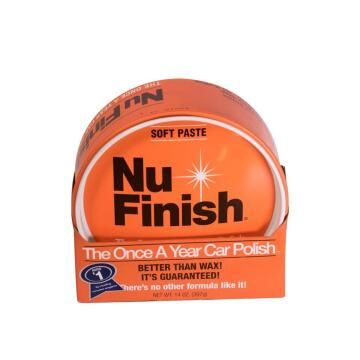 Car polish NU FINISH paste 397ml