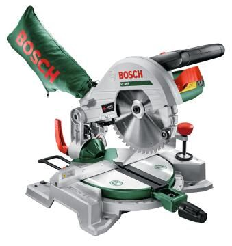 Mitre saw BOSCH PCM 8 1200W 216mm