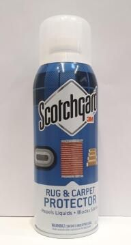 SCOTCHGARD carpet & rug protector