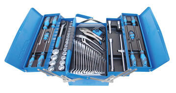 Tool Set Gedore 1282-D19-1Bmz-10Sd 68 pieces