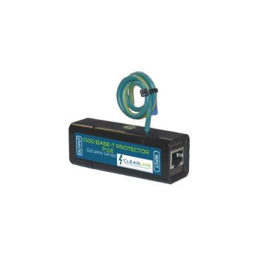surge protection on camera rj45 line