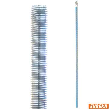 Threaded rod galvanised 20mmx1m eureka
