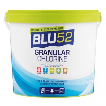 Chlorine BLU52 Granular 4 kg