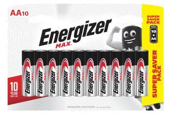 battery aa 10 pck