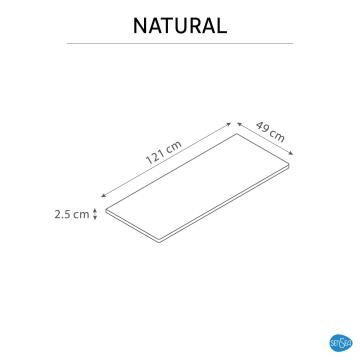 NATURAL_TOP_48,5_T_120_2,5_CHÊNE CLAIR