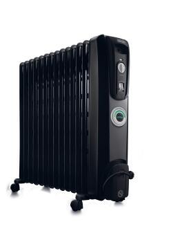 Oil Heater Fin DELONGHI 14 Fins Black