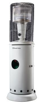 Gas Heater RUSSELL HOBBS Outdoor Use