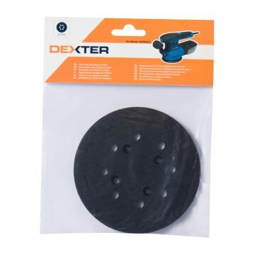 Sanding pad spare for rotary sander 350W DEXTER POWER