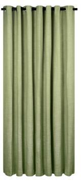 Curtain Natural Hessian Jacquard 230x223cm