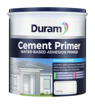 Water-based adhesion DURAM Cement Primer 1LT