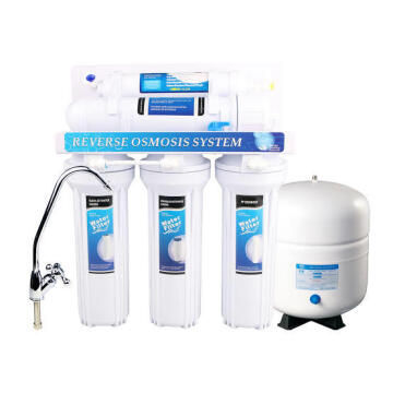 5 Stage Reverse Osmosis Unit 50 Gallons per day without pump