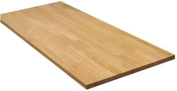 Plank Solid Wood Oak 18mm thick-2000x300mm