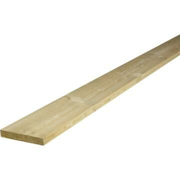 Wood Strip PAR (Planed-All-Round) Cca Treated-18x93x2400mm