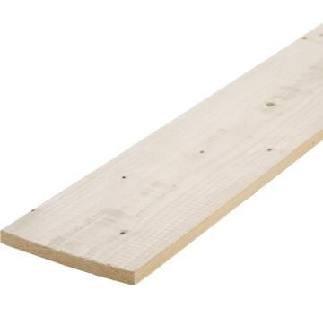 Wood Strip PAR (Planed-All-Round) Spruce-21x190x2400mm