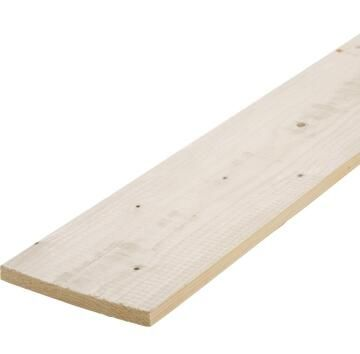 Wood Strip PAR (Planed-All-Round) Spruce-21x93x2400mm