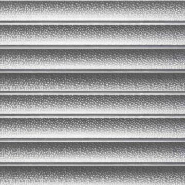 Interior Cladding PVC for Ceiling Laminated Silver Shine 8mm thick-250x3900mm-panel of 0.975m2