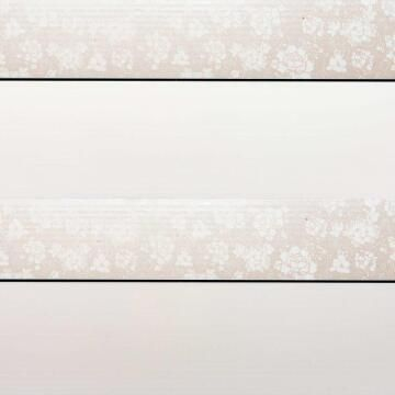 Interior Cladding PVC for Ceiling Transfer Foil Magnifique 6mm thick-300x3900mm-panel of 1.17m2