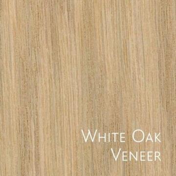 Board Veneer on Chip White Oak 16mm thick-2750x1830mm