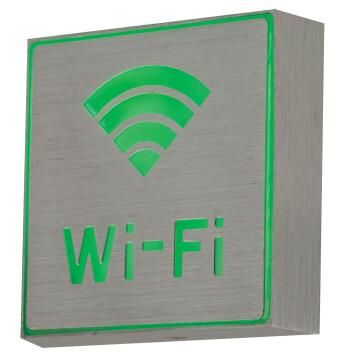 WIFI SIGN LED