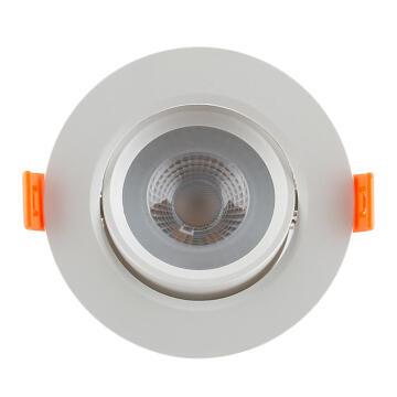 DOWNLIGHT LED TILT 5W WARM WHITE
