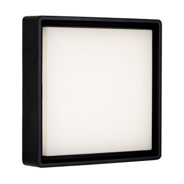 BULKHEAD LED MAXI 22W SQUARE BLACK