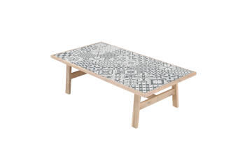 Table Cafe Soho Rectangle 137 cm X 70 cm X 40cm