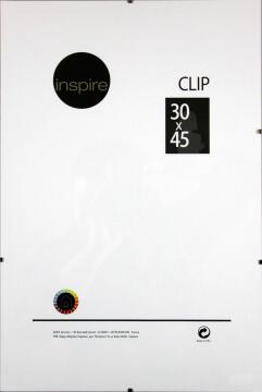 Clip Frame INSPIRE 30x45cm