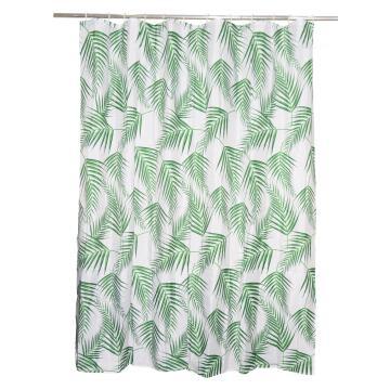 Shower curtain Sensea LEAVES NATURAL