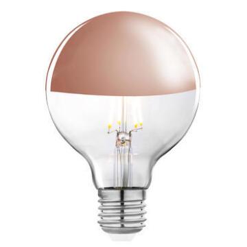 LED FILAM G95COPP E27 5.5W600LM2700