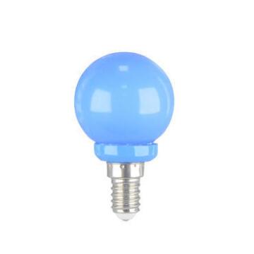 LED P45 E14 1W BLUE 15000H CB LEXMAN