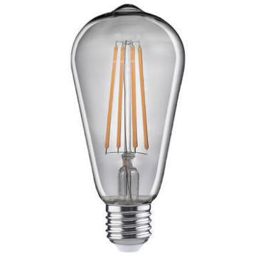 LED FILAMENT ST64 E27 4W 470LM 2700K