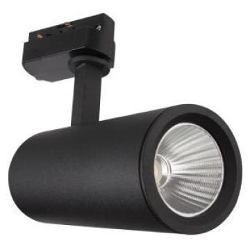 TRACK/L BLACK LED 30W 4000K 2350LM