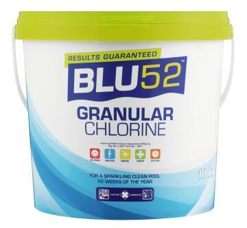 Chorine BLU 52 Granular 10 kg
