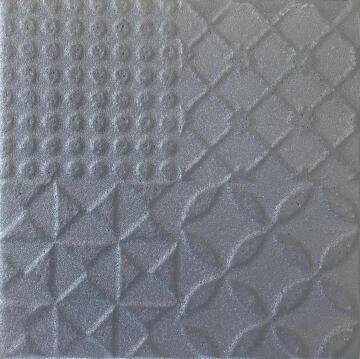 Wall Tile Char Metalic Structure Talavera 20X20Cm
