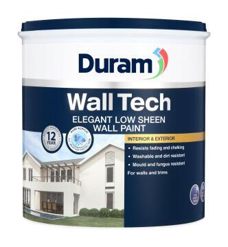 Wall paint DURAM Tech White 1L