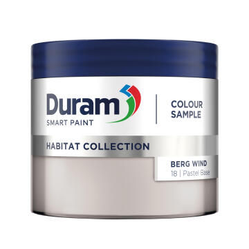 Colour sample DURAM Habitat collection Berg Wind 18 90ml